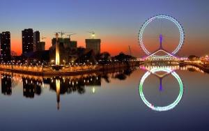 Ferris-Wheel-Tianjin-China